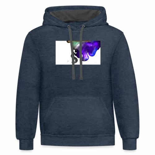 design 5 - Contrast Hoodie