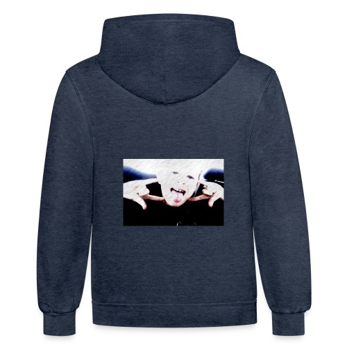 jay dens first mercy - Unisex Contrast Hoodie