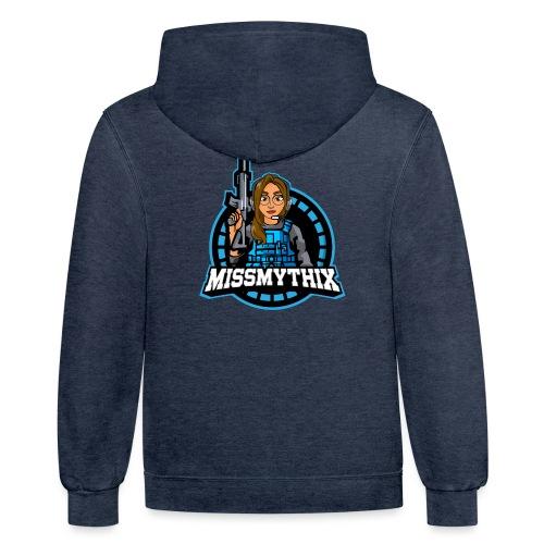 MissMythix - Unisex Contrast Hoodie