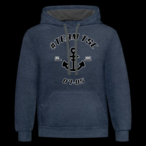 TSC Nautical - Unisex Contrast Hoodie