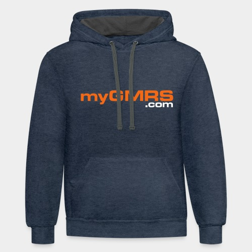 myGMRS.com and Tower - Contrast Hoodie
