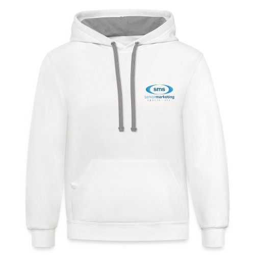 Senior Marketing Specialists - Contrast Hoodie