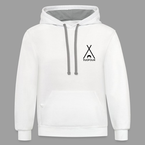 Tipi - Unisex Contrast Hoodie