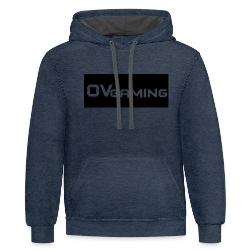 OVoscar png - Contrast Hoodie