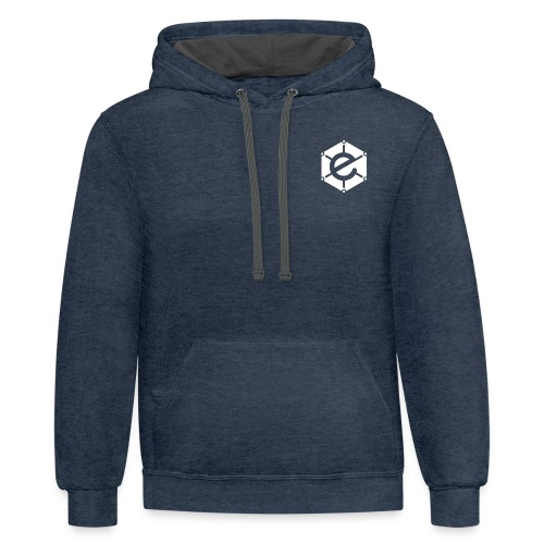 ElectraProject.org - Unisex Contrast Hoodie