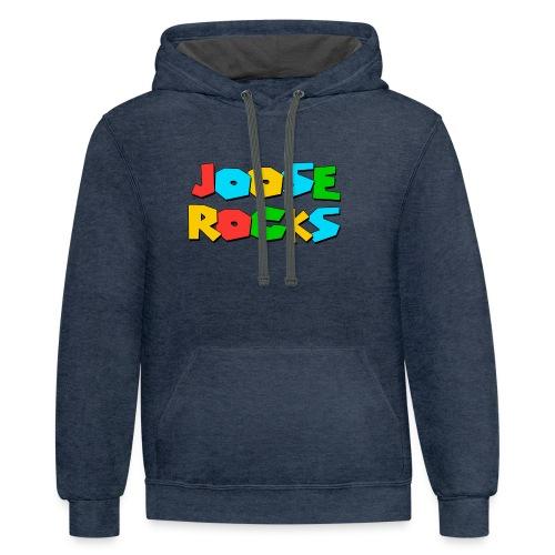 Super Joose Rocks - Contrast Hoodie
