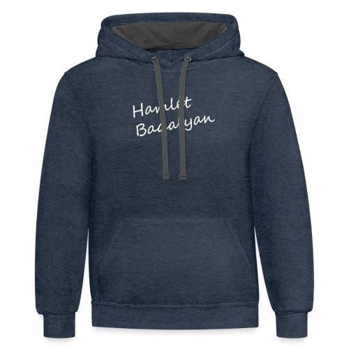 HB - Contrast Hoodie