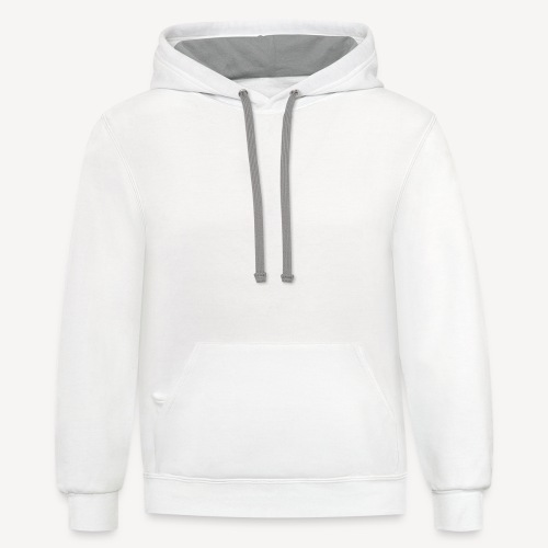 FAITH OF OUR FATHERS - Unisex Contrast Hoodie