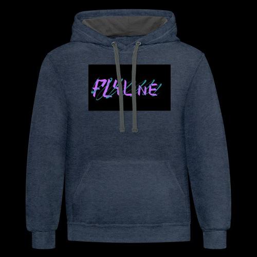 Flyline fun style - Contrast Hoodie