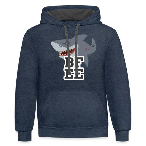 BFEE - Unisex Contrast Hoodie