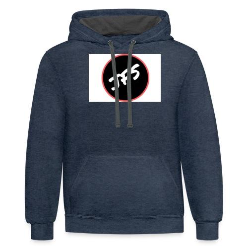 Jfs - Contrast Hoodie