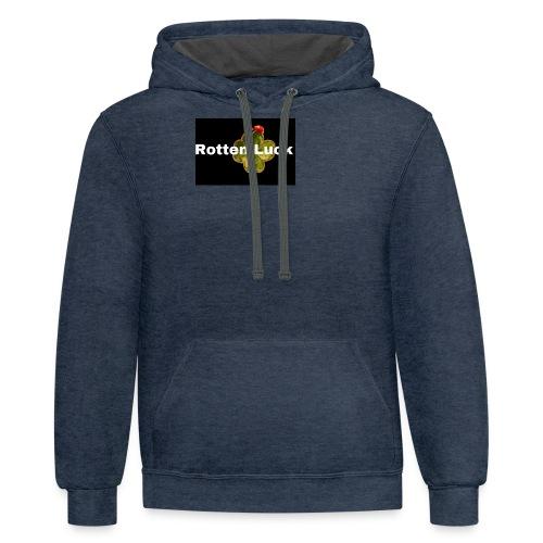 KBK Clothing - Contrast Hoodie