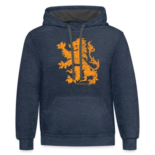 Dutch Lion - Contrast Hoodie