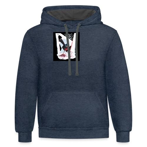 Kylo Wren - Contrast Hoodie