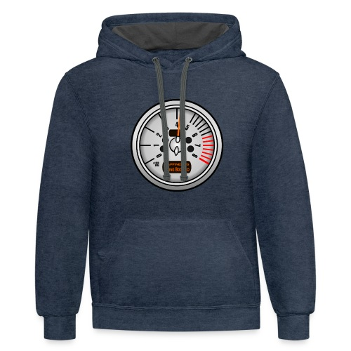 TachBoosted - Unisex Contrast Hoodie