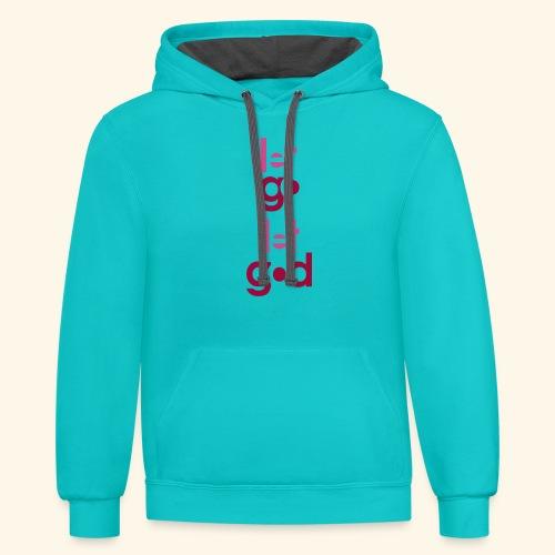 LGLG #10 - Contrast Hoodie