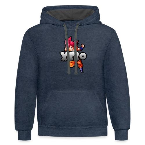 Xero - Contrast Hoodie
