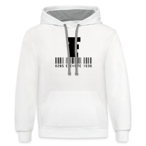 Elevate design - Contrast Hoodie