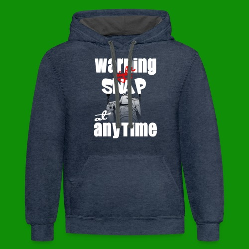 Might Snap Photography - Unisex Contrast Hoodie