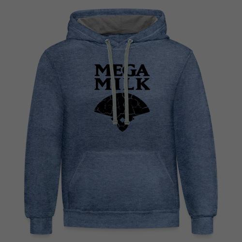Mega (VEX) Milk - Contrast Hoodie