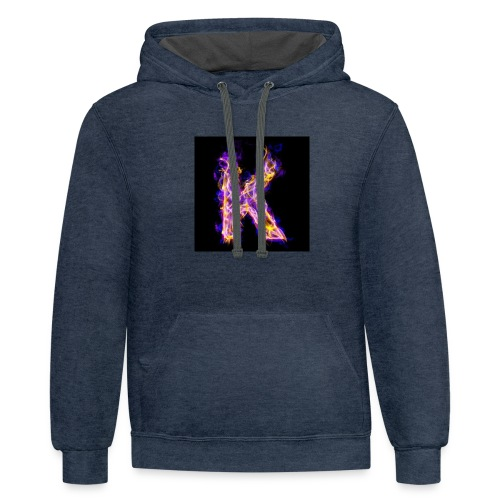 KGang.clothes - Unisex Contrast Hoodie