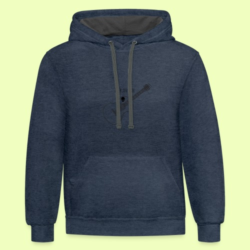 Lachlan Ball - Unisex Contrast Hoodie