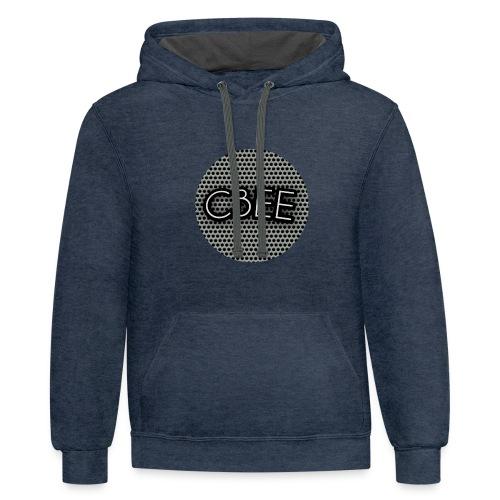 Cbee Store - Contrast Hoodie