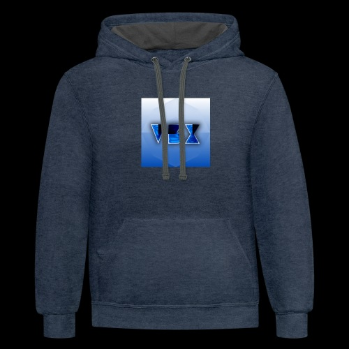 V3X Swag (Limited Edition) - Unisex Contrast Hoodie