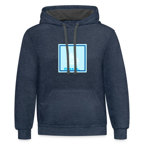 TMercs_ Merchandise - Unisex Contrast Hoodie