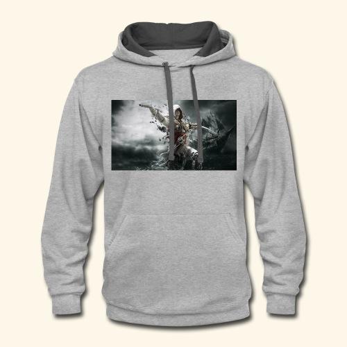 Assassins Creed hoodie - Contrast Hoodie