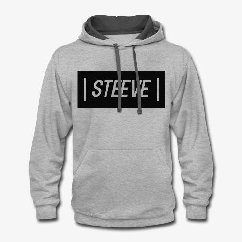 Steeve's Very own Originals - Contrast Hoodie