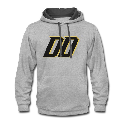 The Logo - Contrast Hoodie