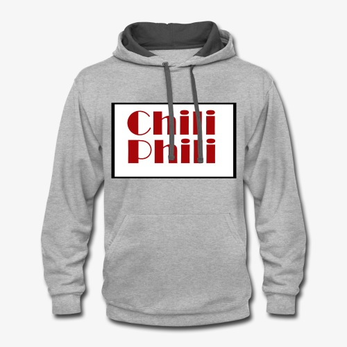 Chili Phili Yt Merch - Contrast Hoodie