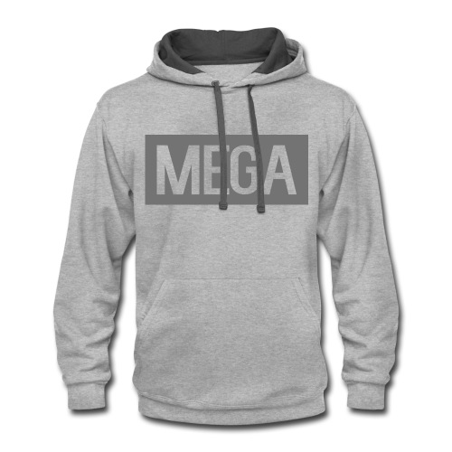 MEGA SHIRT - Contrast Hoodie