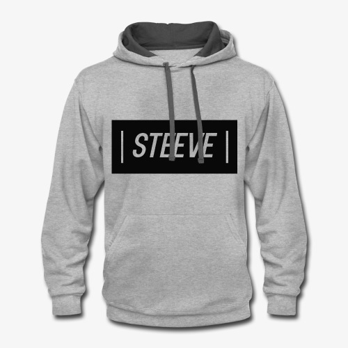 Steeve's Very own Originals - Contrast Hoodie