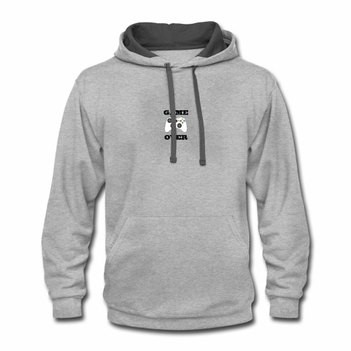 Game Controller - Contrast Hoodie