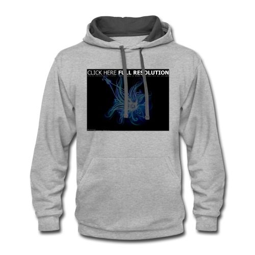 This is the 2 subs shirts - Contrast Hoodie