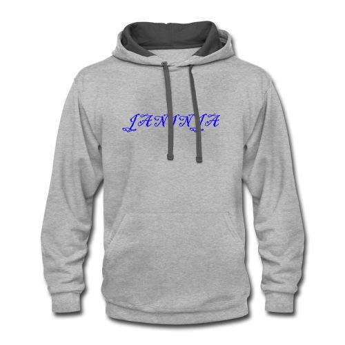 JaNinja Logo - Contrast Hoodie