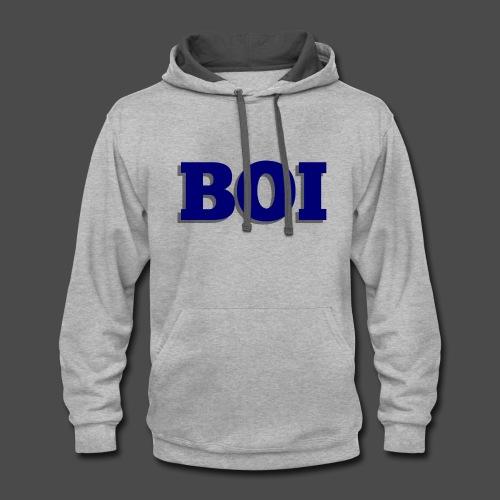 BOI Design - Contrast Hoodie