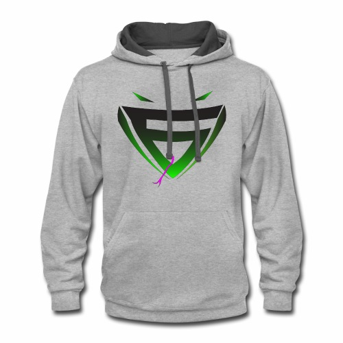 New Logo for Gilley - Contrast Hoodie