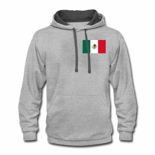 Mexico - Contrast Hoodie