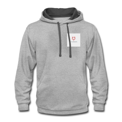 The Rebellion Clan - Contrast Hoodie
