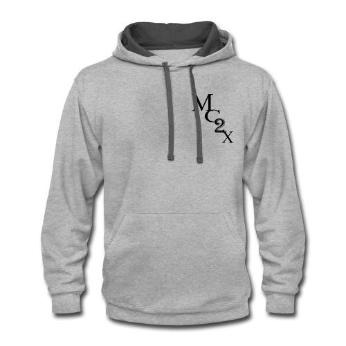 MC2X Merch - Contrast Hoodie