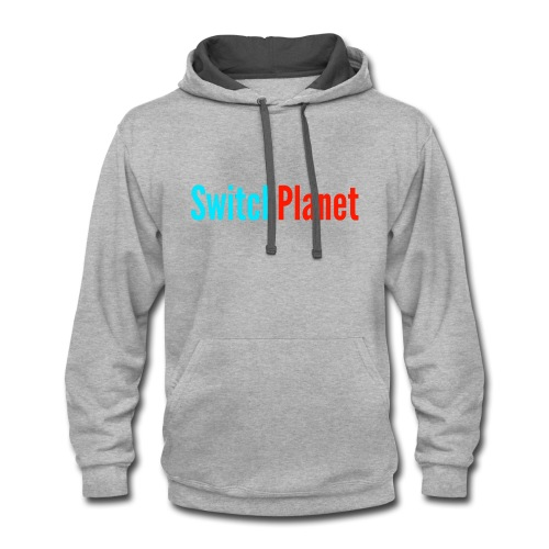 SwitchPlanet - Contrast Hoodie