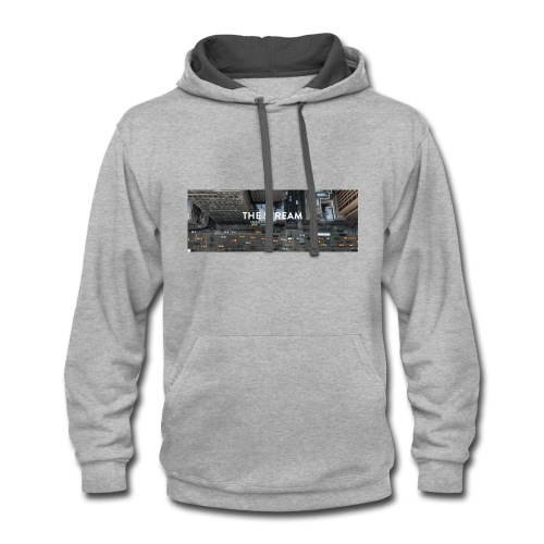 The Stream City - Contrast Hoodie