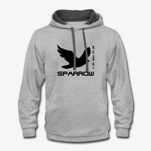 Sparrow Wear - Contrast Hoodie