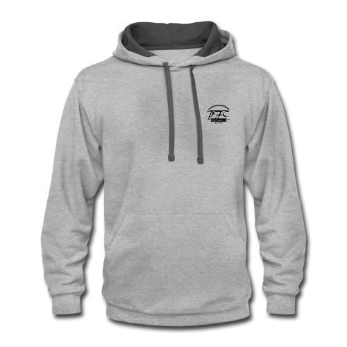 PFC Logo Shirt - Contrast Hoodie