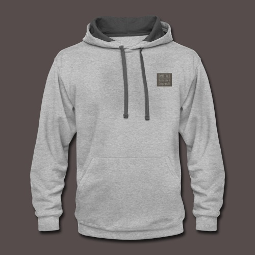 THE TRUTH - Contrast Hoodie