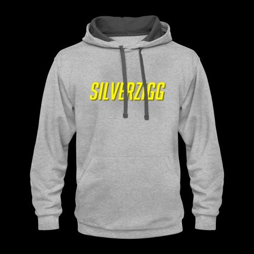 SIlverZigg - Contrast Hoodie