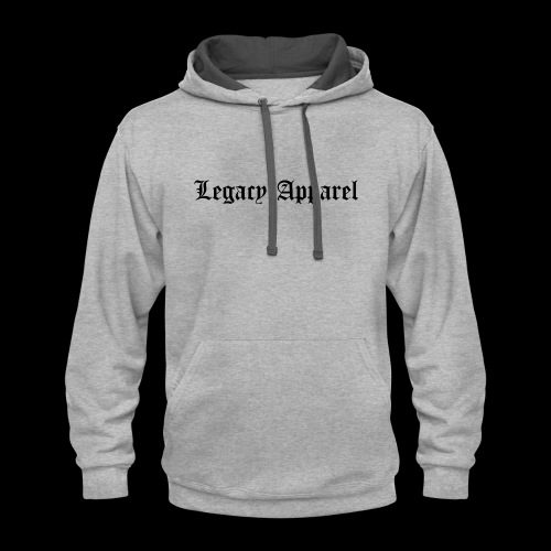 Legacy apparel company - Contrast Hoodie